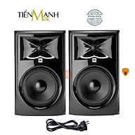 [Một Cặp] Loa Kiểm Âm JBL 308P MKII Phòng Thu Studio 308P MK2 Pair Monitor Speakers 308 Hàng Chính Hãng - Kèm Móng Gẩy DreamMaker thumbnail