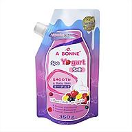 COMBO 2 GÓI Muối Tắm SPA YOGURT SALT A Bonne 350g từ Thái Lan thumbnail
