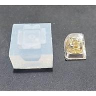 Khuôn silicon làm keycap profile SA R1 cực bóng (không cần đánh bóng). thumbnail