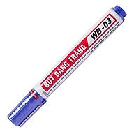 Bút lông bảng Thiên Long WB-03 xanh thumbnail