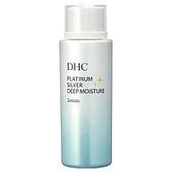 Nước hoa hồng DHC Platinum Silver Nanocolloid Lotion 170ml thumbnail