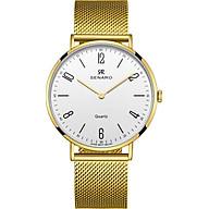 Đồng hồ nam SENARO Every Time Large 66016GWG - Đồng hồ Nhật Bản chính hãng thumbnail