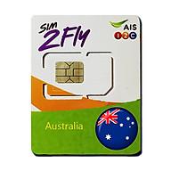 Sim Australia 4G tốc độ cao thumbnail