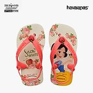 HAVAIANAS - Dép trẻ em Disney Princess 4139481-0121 thumbnail