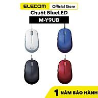 CHUỘT CÓ DÂY BLUELED ELECOM M-Y9UB HÀNG CHÍNH HÃNG - BẢO HÀNH 12 THÁNG thumbnail