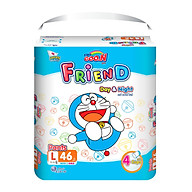 Tã quần Goo.n Friend L46 thiết kế mới - tặng đồ chơi Toys house thumbnail