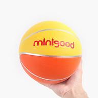 Bóng rổ cao su trẻ em số 3 (cam) MINI GOOD - MG224 thumbnail