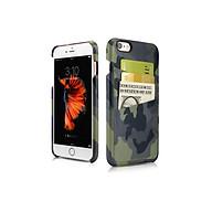 Ốp lưng Army iPhone 6 6s và iPhone 6 6s Plus iCarer - Hàng chính hãng thumbnail
