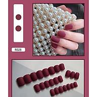 Bộ 24 móng tay giả nail thơi trang như hình (R-028) thumbnail