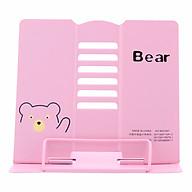 Giá Kẹp Sách, Đỡ Sách, Đọc Sách Chống Cận - Bear 2 thumbnail