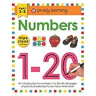 Numbers 1-20 Wipe Clean Workbooks thumbnail