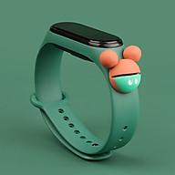 Đồng hồ cho bé - Xem giờ chỉ bằng một cái chạm nhẹ LEDBUPBEXANH thumbnail