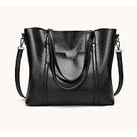 Túi xách nữ công sở phong cách Châu Âu-Màu Đen thumbnail