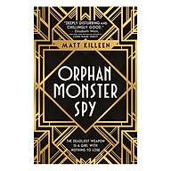 Usborne Middle Grade Fiction Orphan, Monster, Spy thumbnail