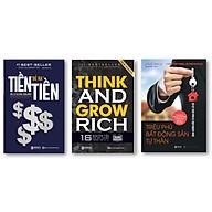 Combo Tiền Đẻ Ra Tiền Đầu Tư Tài Chính Thông Minh ,Triệu Phú Bất Động Sản Tư Thân Định Hướng Đầu Tư Mua Đâu Lãi Đó ,Think and Grow Rich 16 Nguyên tắc nghĩ giàu làm giàu trong thế kỉ 21 thumbnail