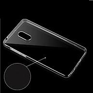 Ốp lưng silicon dẻo trong suốt dành cho Nokia 3.2 siêu mỏng 0.6mm thumbnail