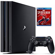 Bộ Ps4 Pro 1tb Model 7106b Kèm Đĩa Game Spiderman - Hàng Chính Hãng thumbnail