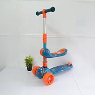 Xe Trượt Scooter Cao Cấp 3 Bánh Phát Sáng, Phát Nhạc - Hàng chính hãng thumbnail