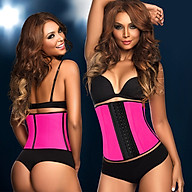 Women s postpartum slimming underwear large size breasted sculpting body abdomen bone rubber one-piece corset thumbnail