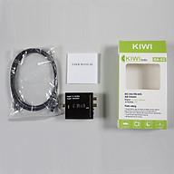 Bộ chuyển âm thanh TV 4K quang optical sang audio AV ra amply + Cáp optical Kiwi KA02 - Hàng chính hãng thumbnail