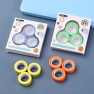 Bộ 6 cái đồ chơi spiner nam châm ( giao màu ngẫu nhiên ) thumbnail