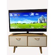 Kệ tivi 1000,Tủ tivi KTV1000,Nội thất phòng khách, Màu sồi vàng nhạt tự nhiên, Đẹp hiện đại, Cao cấp, được ưa chuộng nhất hiện nay. Kích thước 1 mét, chất liệu gỗ công nghiệp. thumbnail