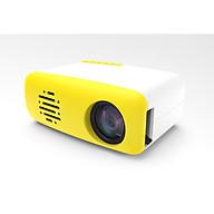 Máy chiếu mini cầm tay mang cả thế giới phim trong tay bạn, thiết kế nhỏ gọn, dễ dàng sử dụng CS-03 thumbnail