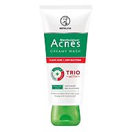 Kem rửa mặt ngăn ngừa mụn Acnes Creamy Wash (100g) thumbnail