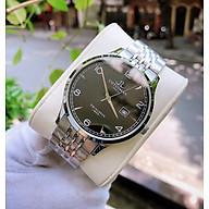 Đồng hồ nam dây kim loại Lotusman M1234B - siêu chống nước - chuẩn chính hãng thumbnail