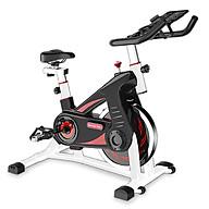 BG Xe đạp thể thao đa năng có giá đỡ ipad trong nhà mới SPINING BIKE S301 WHITE (hàng nhập khẩu) thumbnail
