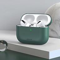 Bao case chống sốc silicon cho tai nghe Apple Airpods Pro hiệu Usams BH569 (siêu mỏng 2mm, chống vân tay, chống bám bẩn, chống va đập, vật liệu cao cấp) - hàng nhập khẩu thumbnail