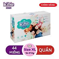 Tã Bỉm Quần Kibie XL44 (44 Miếng) - Bao Bì Mới thumbnail