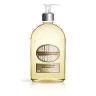 Dầu tắm hạnh nhân L occitane Almond Shower Oil 500ml Almond Shower Oil Cleansing And Softening 500ml thumbnail