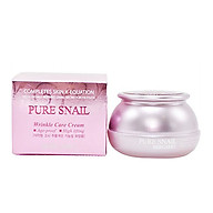 Bergamo Wrinkle Care Cream Moisturizer, Pure Snail, 1.76 Oz, 50 Gram thumbnail