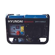 Máy phát điện Hyundai chạy xăng 9.5Kw ( đề nổ) thumbnail