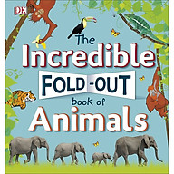 The Incredible Fold-out Book of Animals thumbnail
