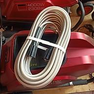 Dây xịt nước rửa xe 20 mét răng trong 22mm, dây xịt cao cấp AWA thông dụng máy mini động cơ từ thumbnail