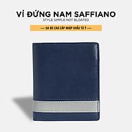 [HOT HOT HOT ]Ví Da Nam Pagini Dáng Đứng - Thiết Kế Nhỏ Gọn - Da Saffiano Cao Cấp VID00005 thumbnail