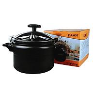 Nồi áp suất đun ga đáy từ FUJIKA sử dụng được cả trên bếp điện từ dung tích từ 3L đến 11L-hàng chính hãng thumbnail