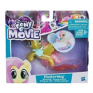 Đồ chơi Sea Pony lấp lánh - Fluttershy MY LITTLE PONY C3332 C0680 thumbnail
