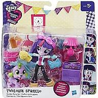 Bộ đồ chơi búp bê My Little Pony Equestria Girls Royal cho bé gái, đồ chơi búp bê công chúa và thú cưng, chất liệu an toàn cho trẻ hàng Việt Nam xuất khẩu, đồ chơi mô hình phát triển kĩ năng cho trẻ. thumbnail