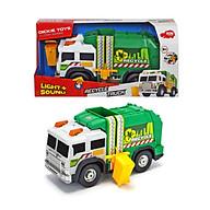 Đồ Chơi Xe Rác Vệ Sinh Đường Phố Dành Cho Bé Yêu DICKIE TOYS Recycle Truck 203306006 - Đồ Chơi Đức Chính Hãng thumbnail