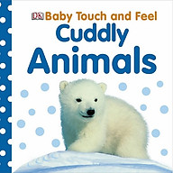 DK Cuddly Animals (Series Baby Touch And Feel) thumbnail