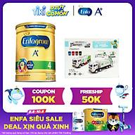 Sữa Bột Enfagrow A+ 4 (1.7kg) - Tặng Đồ Chơi Xe Chuyên Dùng Không Pin thumbnail