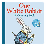 One White Rabbit A Counting Book thumbnail
