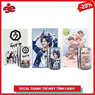 COMBO 3 DECAL TRANG TRÍ MÁY TÍNH CASIO VINACAL NHÓM G7 thumbnail