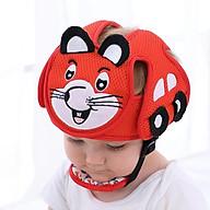 Mũ Bảo Hiểm Bảo Vệ Đầu Cho Bé Tập Đi thumbnail