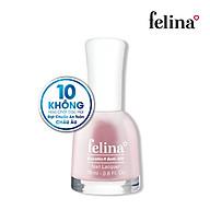 Sơn móng tay Felina 18ml Ngọc Trai Hồng CN102 thumbnail