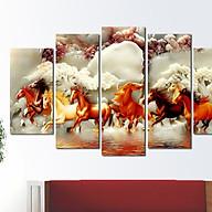 Tranh treo tường - Bát Mã Ngọc thumbnail