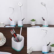 Đèn Học Để Bàn Kèm Hộp Đựng Bút Cắm USB WS-8002 thumbnail
